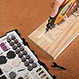 TACKLIFE Rotary Tool Accessories Kit 282 Pieces