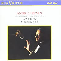 Walton: Symphony No. 1 / Vaughan Williams: The Wasps- Aristophanic Suite