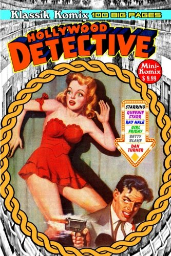 Klassik Komix: Hollywood Detective]()