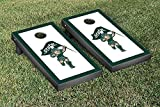 Michigan State Spartans Regulation Cornhole Game Set Border Version 3