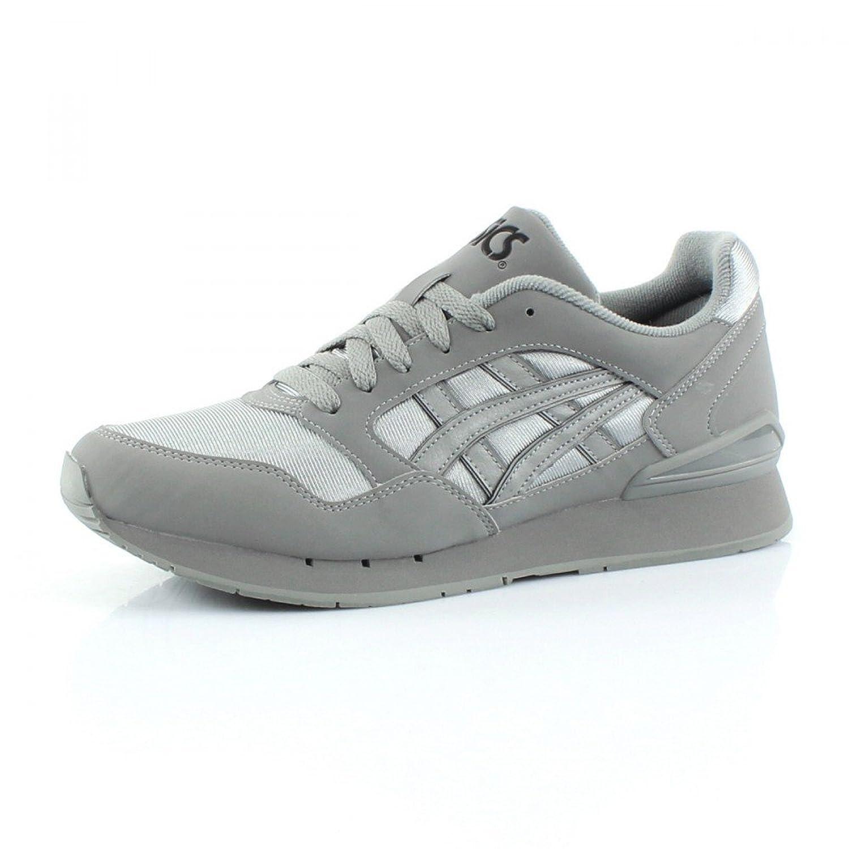 Australia Womens Asics Gel-Atlanis - Trainers - Black/Soft Grey BG63324