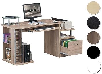 Scrivania Ufficio Porta Pc : Sixbros scrivania ufficio porta pc quercia u archivio ufficio e
