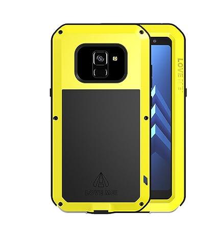 Amazon.com: Lovemei para Galaxy A8 2018 Funda, vowor nueva ...