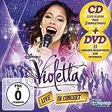 Violetta - Live In Concert - Deluxe Edition (Der Original-Soundtrack zur TV-Serie - Staffel 2, Volume 2 )