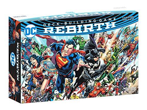 DC Comics DBG: Rebirth from Cryptozoic Entertainment