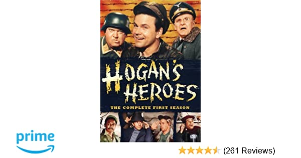 Amazon com: Hogan's Heroes - The Complete First Season: Bob