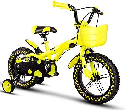 YUMEIGE Bicicletas Bicicleta Infantil, 12 14 Bicicletas de 16 ...