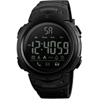 SKMEI 5ATM Water-resistant Sport Fitness Tracker Smart Watch BT