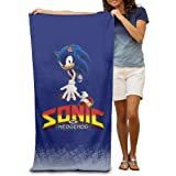 Sonic The Hedgehog ACT Swimming Towels Beach Towel