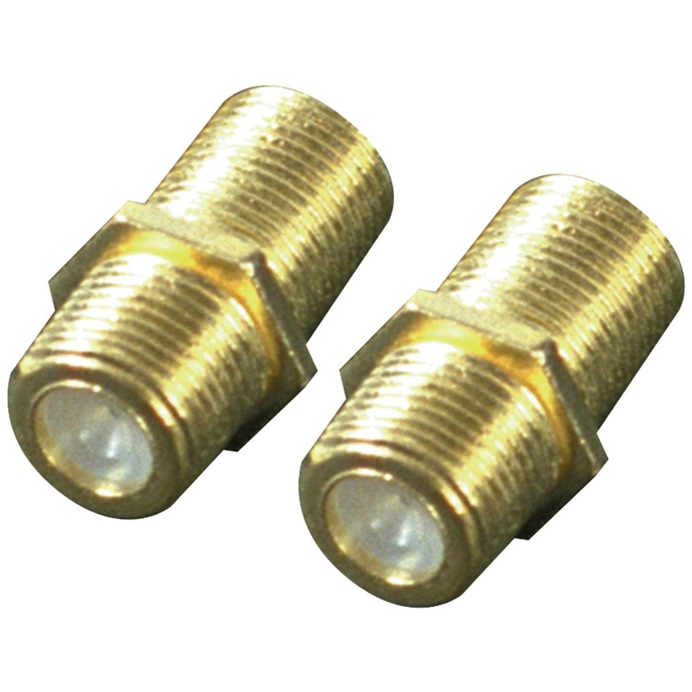 Amazon.com: Rca Vh66n Coaxial Cable Feed Connectors 2 Pk by RCA: Home Audio & Theater