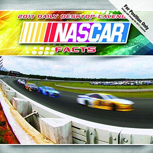 2017 NASCAR Facts Daily Desktop Calendar by
