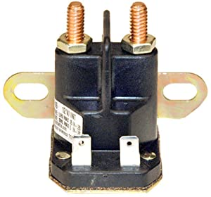 "Lawnmowers Parts MTD RIDING LAWN MOWER GARDEN TRACTOR SOLENOID STARTER 1/4"" STUDS 725-04439"