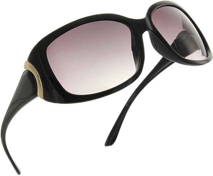 Womens Bifocals Reading Sunglasses Reader Glasses Vintage Outdoor Trendy Transparent Fashion Design