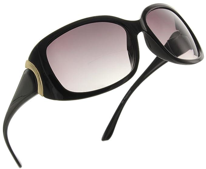 Amazon.com: Fiore - Gafas de sol de lectura bifocales para ...