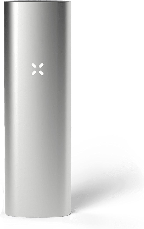 Pax | PAX 3 - Vaporizador Portátil Premium - Hierba Seca - Garantía 10 años - Nuevo Color - Kit Básico - Gris Mate