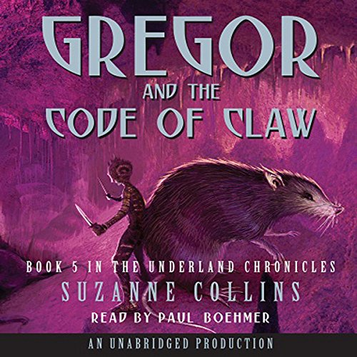 Gregor and the Code of Claw: The Underland Chronicles, Book 5 Audiobook [Free Download by Trial] thumbnail