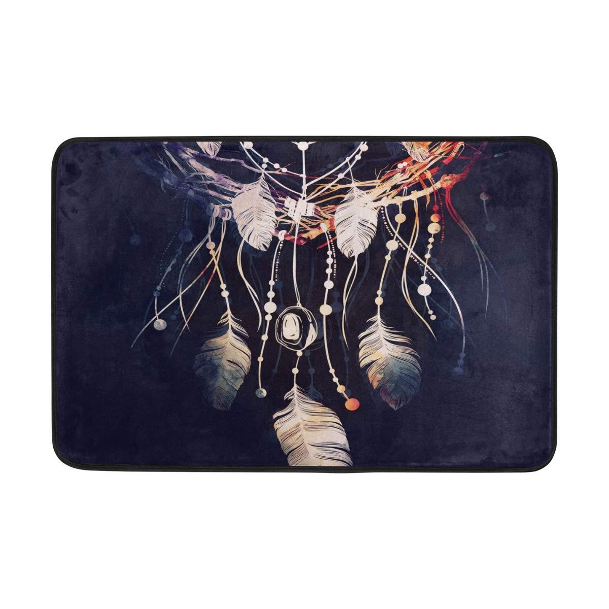 HMT 148101 Paillasson Coco Sable 45 x 75 cm
