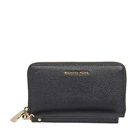 c29f8bf1f875 MICHAEL Michael Kors Mercer Large Flat Multi Function Phone Case:  Amazon.ca: Luggage & Bags
