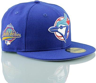 NEW ERA TORONTO BLUE JAYS 1993 WORLD SERIES MLB FITTED CAP HAT 59FIFTY BRAND NEW