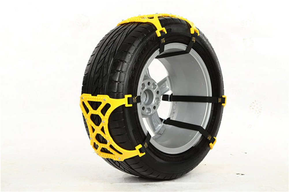 Rupse Easy To Install Snow Tire Chains/Anti-slip Chain,Fit for Most Car/SUV/Truck