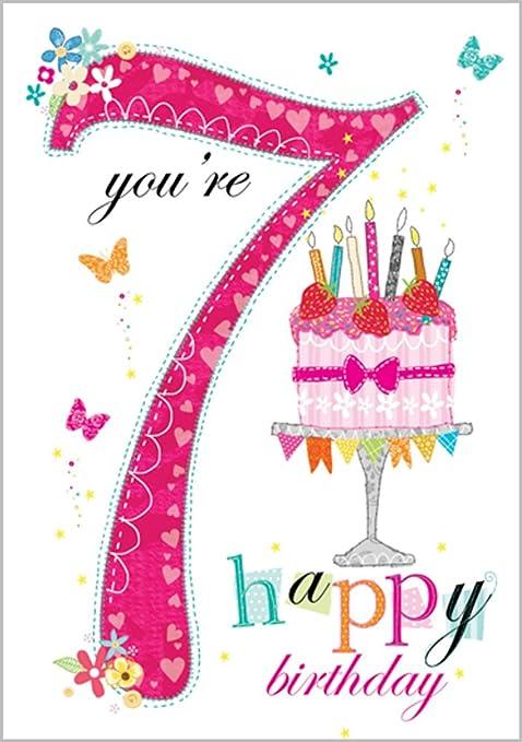 Abacus Cards - Tarjeta de felicitación de cumpleaños para ...