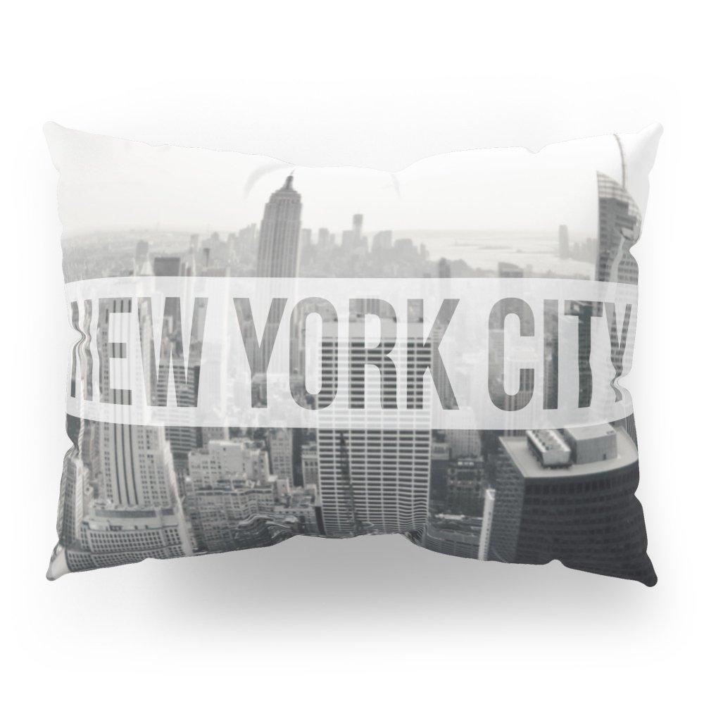 Society6 New York City Pillow Sham Standard (20'' x 26'') Set of 2