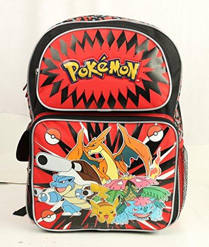 Pokemon Large Backpack 16