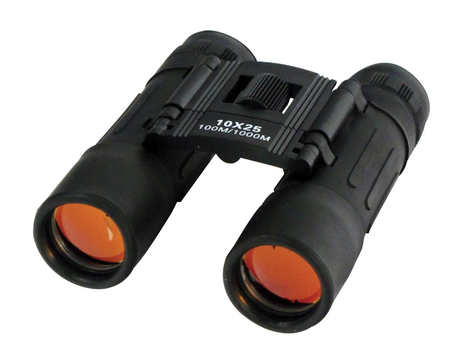 SE BC21026R Binoculars, 10x Magnification, 25 mm Lens Diameter by SE