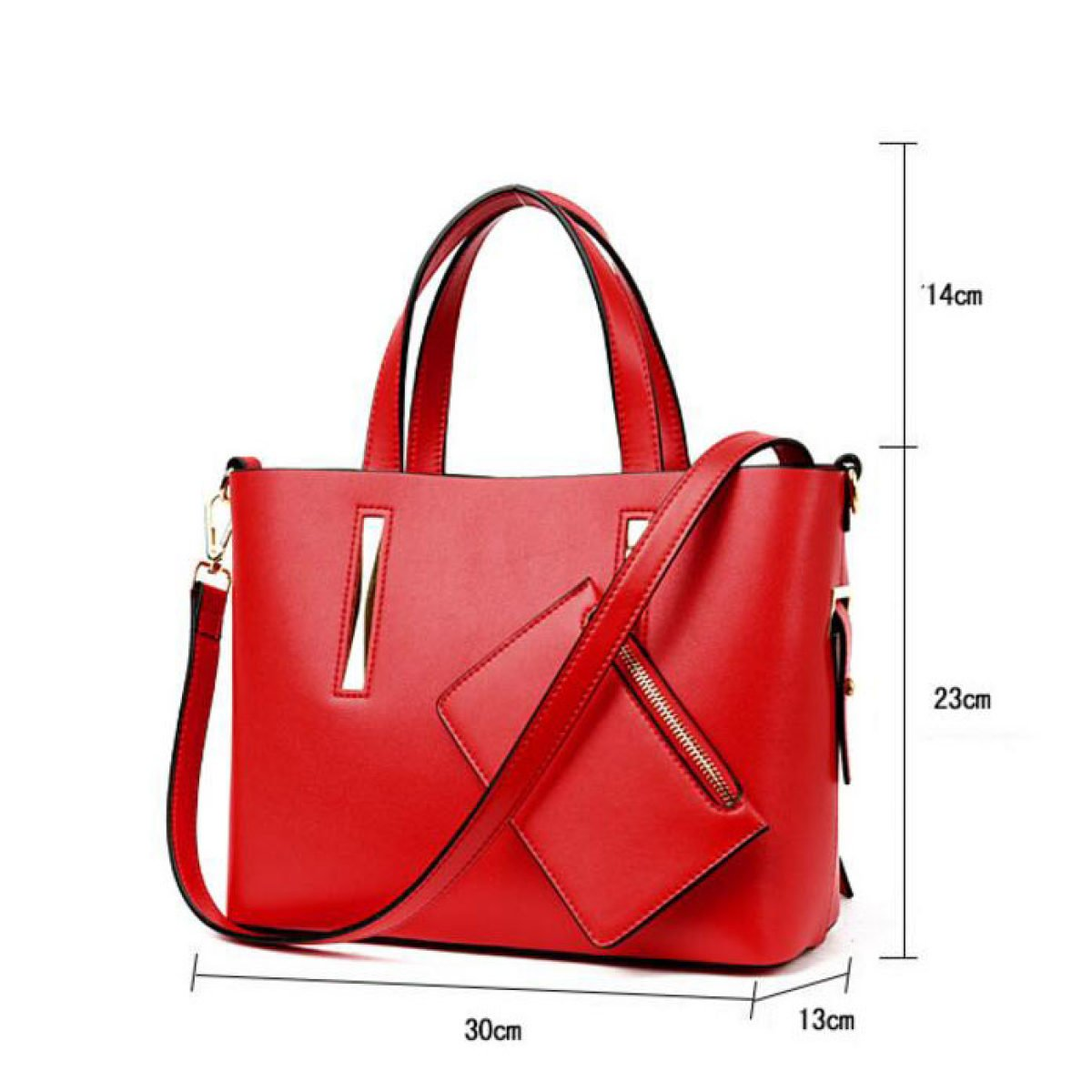 Accesorios De Moda Para Mujeres Bolsos Carteras Bolsos Para Varios Bolsillos,Redwine-OneSize: Amazon.es: Ropa y accesorios