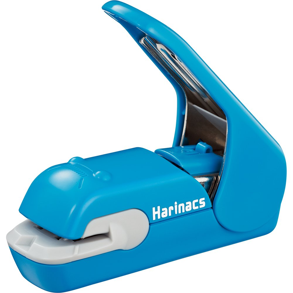 Stapler Ha Linux press blue SLN-MPH105B needleless Kokuyo hole is not red by Kokuyo Co., Ltd. Ltd.