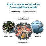 Pond Fish Feeder Automatic Aquarium Fish Feeder