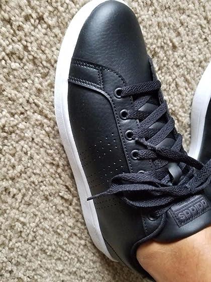 adidas Men's Cloudfoam Advantage Clean Sneaker Sweet shoes