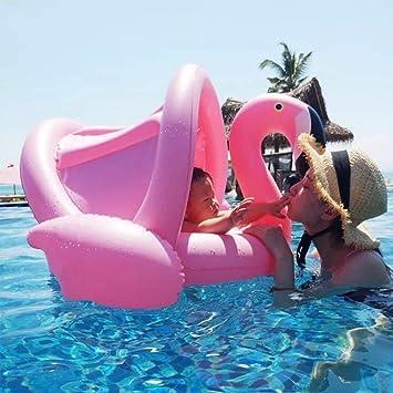 LO HOME Flotador de bebé Piscina Anillo de natación, al Aire Libre ...