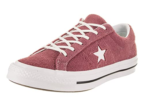 84d1be39eec Converse Boys' Lifestyle One Star Ox Low-Top Sneakers: Amazon.co.uk ...