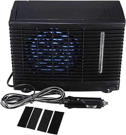 WINOMO - Ventilador de aire acondicionado para coche, 12 V ...