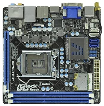 Asrock H67M-ITX/HT Extreme Tuning Driver