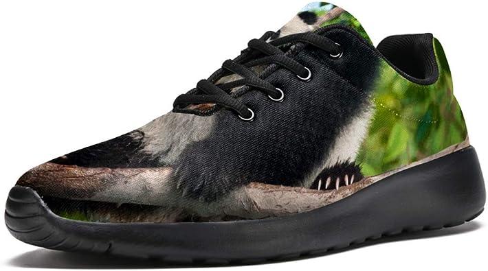 LORVIES - Zapatillas de deporte para hombre con diseño de ...