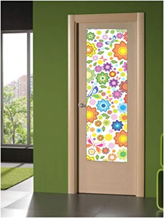 CustomGlass Cristal Decorado para Puertas de Interior Modelo Futh ...