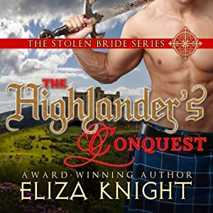 The Highlander's Conquest Hörbuch