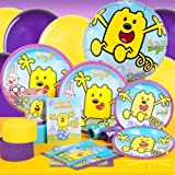 Wow Wow Wubbzy Standard Party Pack for 8 guests
