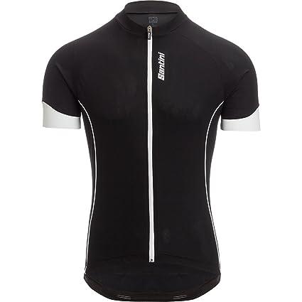 Amazon.com   Santini Vento Short-Sleeve Jersey - Men s   Sports ... bc6bc05f0