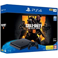 Sony PS4 1TB Slim Console (Free Game: Call of Duty Black OPS)