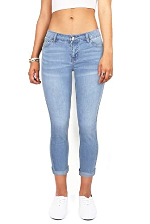 DENIM - Denim capris PEOPLE LAB. C2YmJIcug