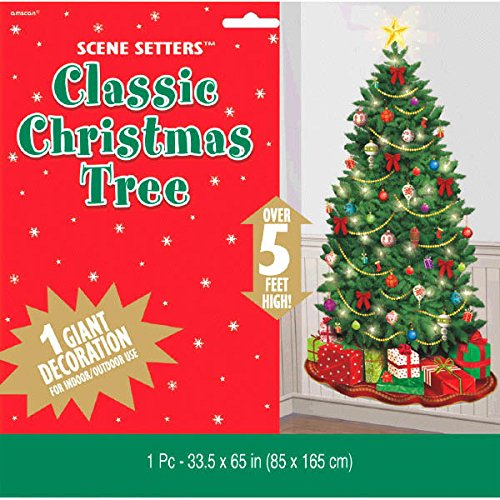 Classic Christmas Tree Scene Setters Add-Ons Accessory |