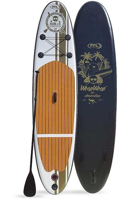 Woop Woop Tabla de Paddle Surf Hinchable Noosa Pro SUPRO97 ...