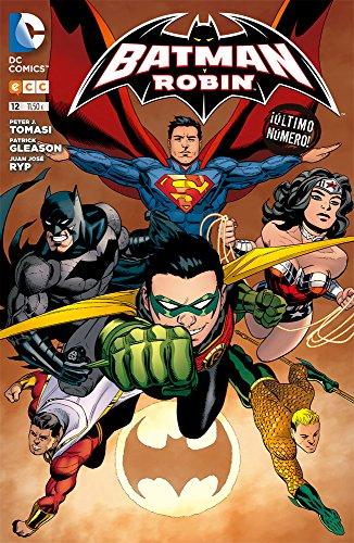 Descargar Libro Batman Y Robin 12 Peter J. Tomas