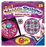 Ravensburger 2-In-1 Mandala-Designer Tattoo