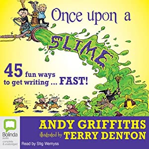 Once Upon a Slime Audiobook