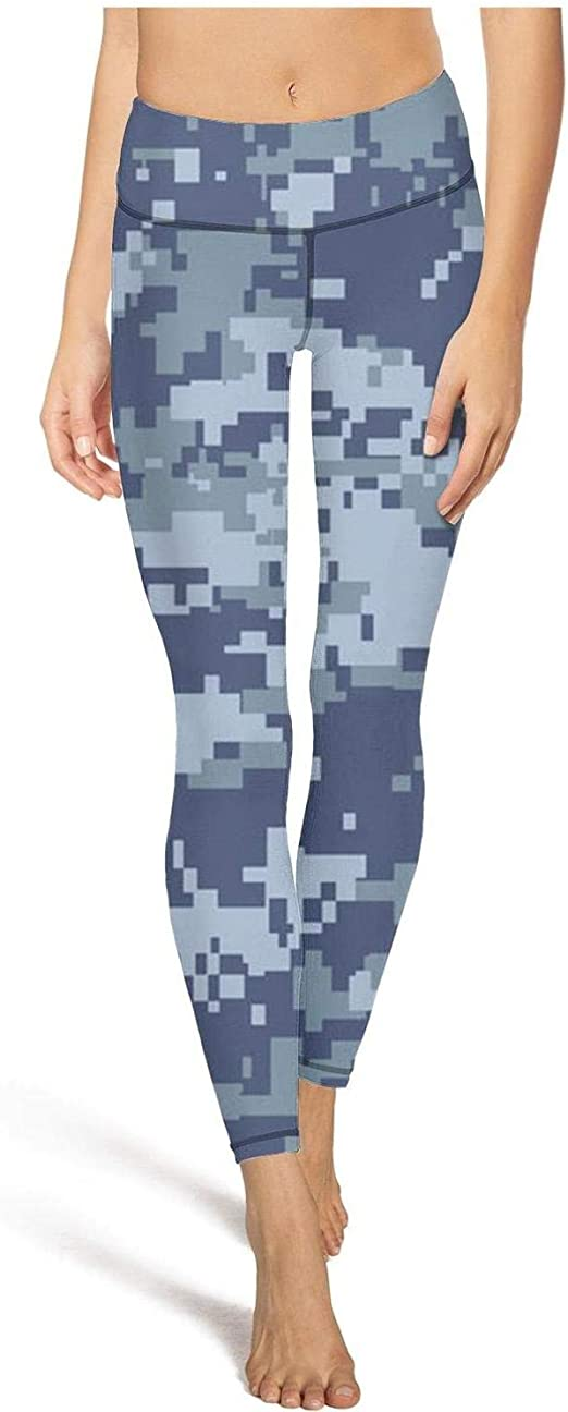 Camouflage Colorful Stretch Legging Hot Length Pants Women Ankle Full One Size