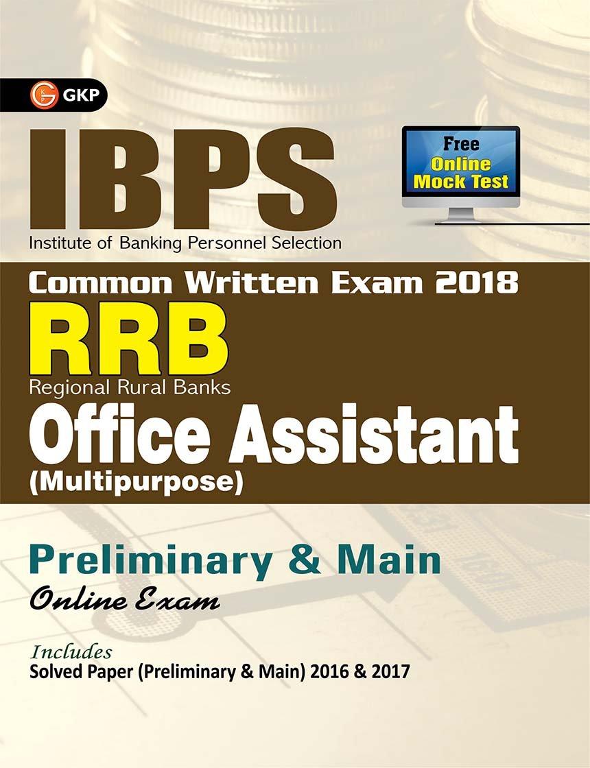 Ibps Rrb Office Assistant Previous Paper Pdf